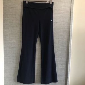 Abercrombie & Fitch High Rise Flare Yoga Pants M